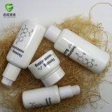 De kosmetische Verpakkende Fles van het Glas met Kosmetische Kruik