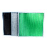 16 X 25 x 5개의 로 필터 Honeywell 공기 정화 장치 보충 16X25X5 Merv 12의 A/C 로 필터 (4)의 상자