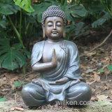 정원 훈장 Buddha 옥외 동상