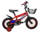 Дети детей на горных велосипедах малыша ребенка BMX велосипед на заводе