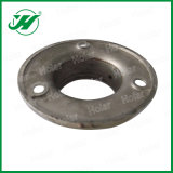 Cubierta del borde de la base del acero inoxidable para la barandilla