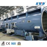 Tubo del PVC che fa macchina