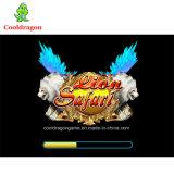 Software de juego del cazador de la pesca del safari del león del vector de juego de los pescados