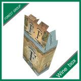 Bolso acanalado del embalaje del papel de 2 paquetes (FP6063)