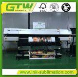 Орич DS1804-E Wide-Format экологически чистых растворителей принтер с четырьмя Dx-5 печатающих головок