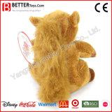 De bevordering vulde het Dierlijke Zachte Stuk speelgoed van de Eekhoorn van de Pluche voor Kinderen/Jonge geitjes