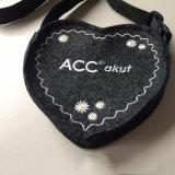 Sacchetto del sacchetto di Tote delle donne del feltro di bellezza di promozione piccolo