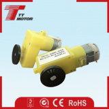 Diâmetro do Eixo 5.4mm 3V CC motor de engrenagem de plástico para o Robô