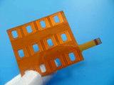 Conception souple de la membrane du clavier FPC de ruban adhésif 3M