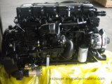 De Dieselmotor Isd230 50 230HP/169kw van het Voertuig van de Vrachtwagen van Cummins van Dcec