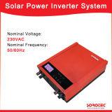 Sistema do inversor da potência solar de cor vermelha 1-2k