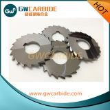 La circulaire de carbure de tungstène scie des lames