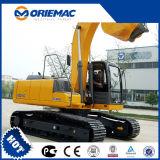 Excavatrice hydraulique bon marché Xe260cll de chenille de qualité d'Oriemac à vendre