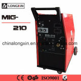 Saldatrice del CO2 di magnetico del trasformatore MIG con il certificato del Ce (MIG-210/240)