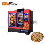 La pizza vending machine automatique de bonne qualité / prix de la Pizza vending machine