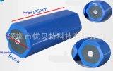 batería de ion de litio de alta intensidad de la lámpara de descarga de la linterna fuerte cilíndrica de 3.7V 25ah
