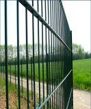低炭素鋼鉄Q195材料および溶接された網のタイプ倍の金網の塀