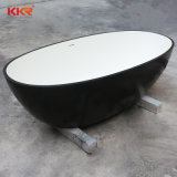 Europe Style Freestanding Oval Bathtub for Bathroom