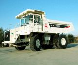 Terex autocarro con cassone ribaltabile di estrazione mineraria di 35 tonnellate da vendere