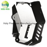 CNC Aluminium die Beschermende Dekking voor de Toebehoren van de Tank van het Water van de Motorfiets machinaal bewerken