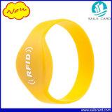 13.56MHz делают Wristband водостотьким силикона Eco содружественный RFID