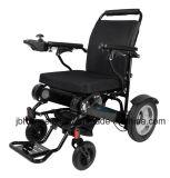 Intelligenter faltbarer beweglicher Vollreifen-Aluminiumenergien-Rollstuhl