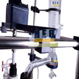 Novo tipo reator de vidro Jacketed do reator de Heb-30L/do vidro camada dobro
