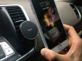 360 вращения ци магнитных Wirelesss автомобильное зарядное устройство