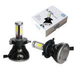 Iluminación auto de la lámpara 6000K LED del bulbo 8000lm LED de los bulbos 80W de la linterna de la MAZORCA LED de la lámpara G5c del coche