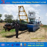 Fabrik-direkter Sand-Bergbau-Bagger-Scherblock-Absaugung-Bagger-Verkauf mit Diesel