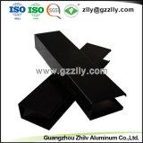 Baumaterial Quadrate-Rohr Leitblech-Aluminium-Decke