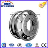 Il rimorchio della rotella della lega di alta qualità parte il cerchione di alluminio del camion