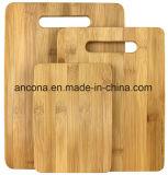 Bamboo разделочная доска сандвича/доска кухни прерывая