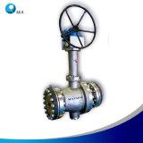 Válvula de esfera criogênica do serviço de GNL