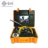 23mm Flexible Length Spring Sewer Line Video Inspection Camera