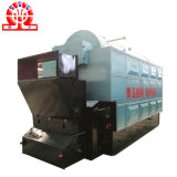 Les déchets de bois complètement automatiques d'exécution ont empaqueté la chaudière à vapeur