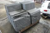 Mattonelle grige del granito della neve naturale per la pietra del pavimento/parete/scala/pavimentazione/paesaggio