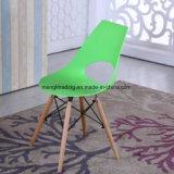 現代ブランドデザインWoddenの足のオフィスの椅子