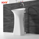 Kkr Factory Corian Surface solide socle acrylique lavabo
