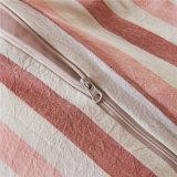 綿の縞のよい価格のホテルシートセット