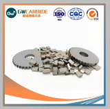 Consejos de corte CNC de carburo de tungsteno con buena dureza