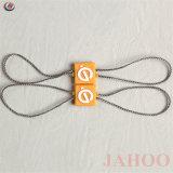 Vente de vêtements personnalisés joint chaud Tags Hang Tag fixation de corde
