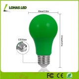 Hot Selling 5W E26 LED Green Light Bulb 40W Equivalent A19 Light Bulb for Garden