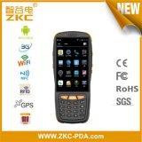 drahtloser androider Handscanner-Daten-Kollektoranschluß PDA des barcode-4G mit 1d 2D