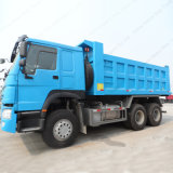 Sinotruk HOWO 6X4 371HPの油圧ダンプカートラックのダンプトラック