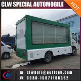 Affichage vidéo extérieur de location de P6/P8/P10 DEL pour annoncer le camion/véhicule/véhicule mobiles
