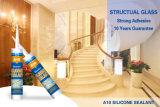 Één Dichtingsproduct van het Silicone van de Trommel Structureel Azijn 190 Liter van 190kg