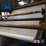 Esteira desbastada fibra de vidro 225g da costa de E/C para o tipo do pó