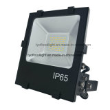 Il bianco freddo professionale SMD IP65 impermeabilizza l'indicatore luminoso di inondazione di 100W LED