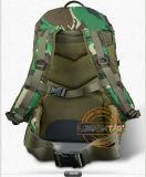 Bolso al aire libre táctico del camuflaje para los militares y la policía con 2 bolsos de la hidración